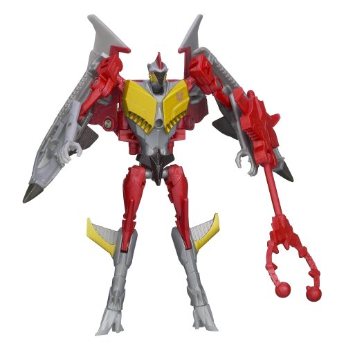 Transformers Prime Beast Hunters Commander Class Starscream Sabotage Specialist Figur