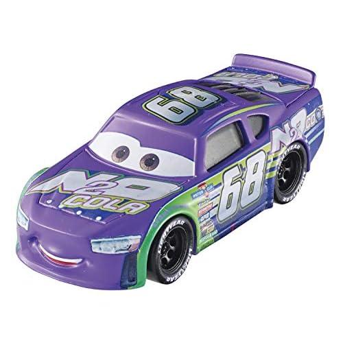 Disney - Cars- Veicolo Parker Brakeston, DXV50