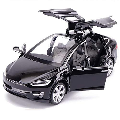 ZAKRLYB 01:32 Modelo de escala de aleación modelo de coche deportivo Stunt Seis puertas de vehículos de tracción Simulación sonido y la luz del nuevo modelo de coche de niños Colección Juguetes con so