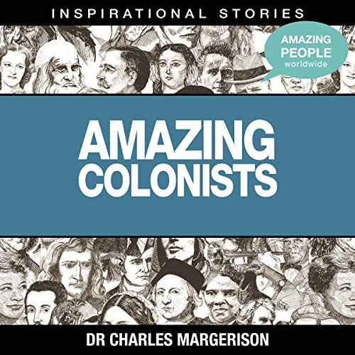 Amazing Colonists cover art