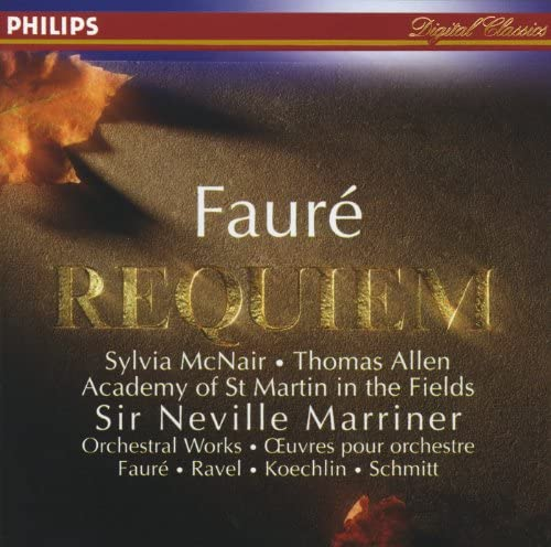 Sylvia McNair, Sir Thomas Allen, Academy of St. Martin in the Fields Chorus, Academy of St. Martin in the Fields, John Birch & Sir Neville Marriner