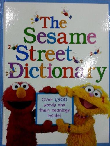 ペンギンランダムハウス『TheSesameStreetDictionary』