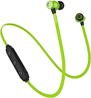 Abafia Auriculares Bluetooth, Auricular Deportivo Inalámbricos Auriculares Bluetooth V5.0 con Magnética Diseño In-Ear para...