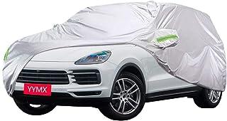 Fundas para Coche Compatible con BMW Z4//i3//i8//M3//M4 Double Door//Convertible//M5//M6//Gran Coupe//M8 Transpirable Impermeable Anti Granizo Anticongelante Garaje m/óvil Anti-ara/ñazos Proteger la Apariencia