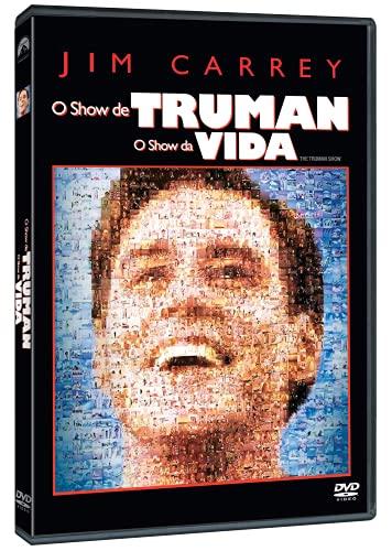 O SHOW DE TRUMAN - O SHOW DA VIDA DVD