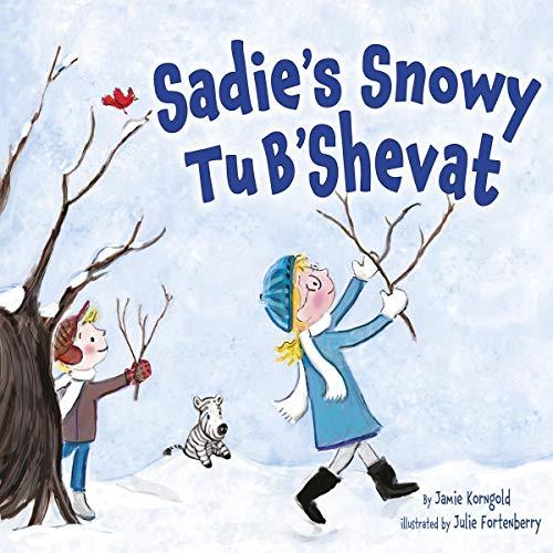 Sadie's Snowy Tu B'Shevat cover art