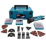 Makita TM3010CX3J Multi-herramienta 320W + 58 Accessorios + maletin Makpac