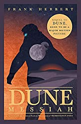 Cover of Dune Messiah by Frank Herbert