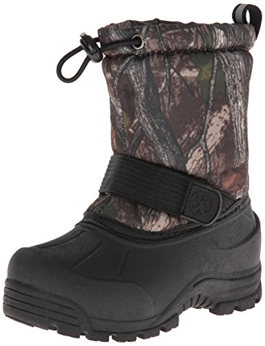 Northside Kids' Frosty, Brown Camo, 13 M US Little Kid