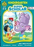 Kindergarten Scholar (Super Scholar Workbook)