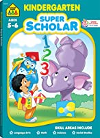 Kindergarten Scholar (Super Scholar Workbook)