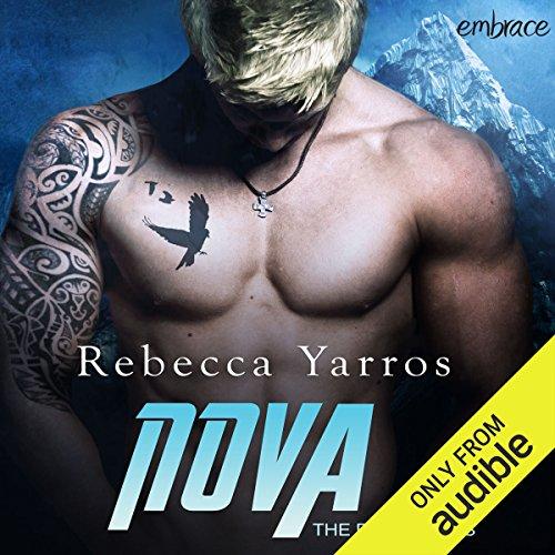 Nova audiobook cover art