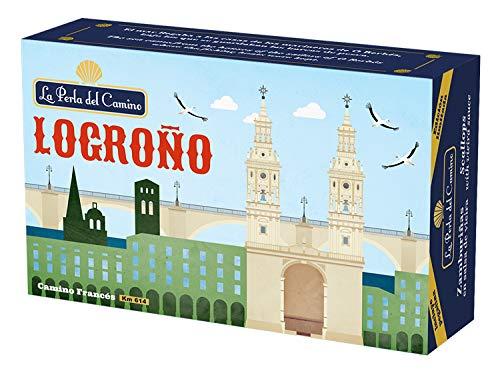 Souvenirs La Perla del Camino - Ciudad de Logroño - Zamburiñas en...