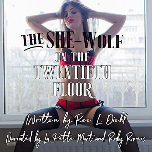 The She-Wolf on the Twentieth Floor audiobook cover art