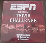 USAOPOLY ESPN Trivia Game