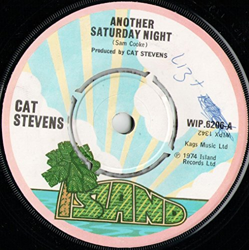 Cat Stevens - Another Saturday Night - 7