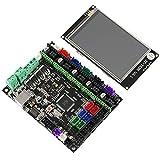 KANJJ-YU Partie Module Carte MKS GEN L Carte mère + 3,5 Pouces kit écran Tactile WiFi LCD for Les imprimantes 3D Moniteur 3D