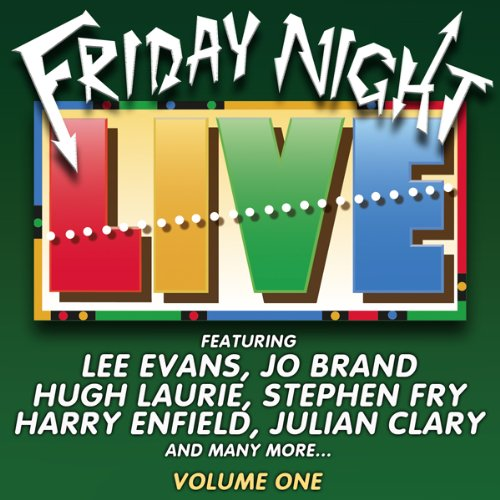 Page de couverture de Friday Night Live, Volume 1