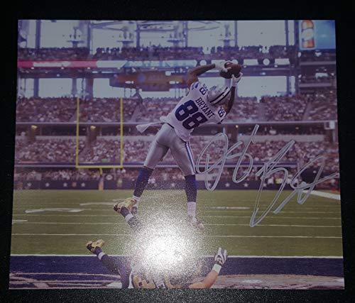 Dez Bryant - Reprint 8x10 inch Photograph - DALLAS COWBOYS - NFL - FOOTBALL