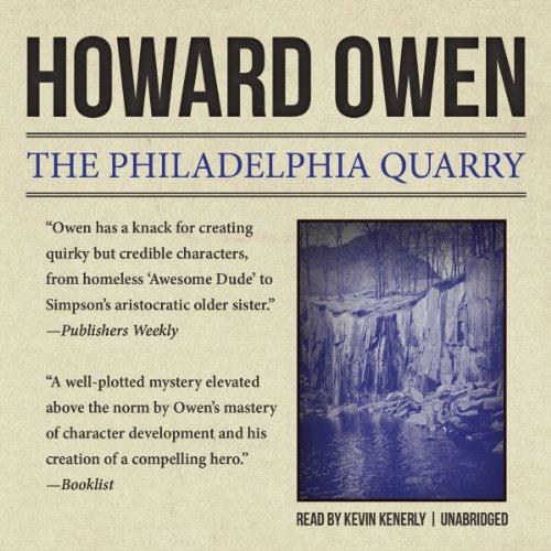 The Philadelphia Quarry copertina