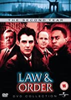 Law And Order - Second Series