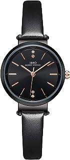 Women Watches Leather Strap Round Case Analog Fashion Ladies Watch on Sale Wrist Watches