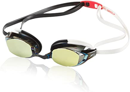 Speedo Vanquisher Ev Mirrored Swim Goggl