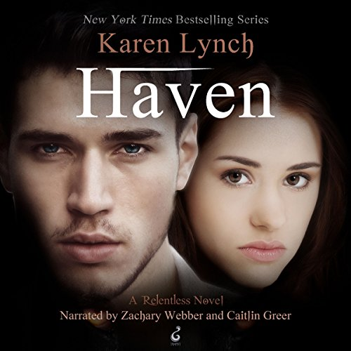 Haven audiobook cover art
