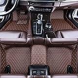 Alfombrillas De Coche Alfombrillas Coche para Mercedes-Benz A / B / C / E / S / Ml / GL / Gla / Glc Clase W169 W203 Gle Glk Gls SL SLC SLK Alfombrilla Deslizante Alfombra De Coche