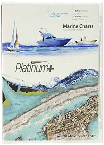 Price comparison product image Navionics Platinum+ SD 906 SE-Us+Bahamas Nautical Chart on SD / Micro-SD Card - MSD / 906P