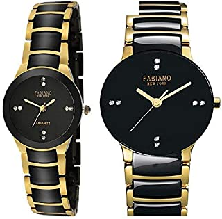 Fabiano New York Casual Analog Multi-Colour Dial Unisex's Watch-FNY2030