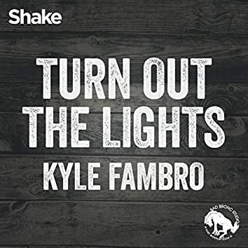 Turn Out The Lights (Live at Bad Bronc Studio)