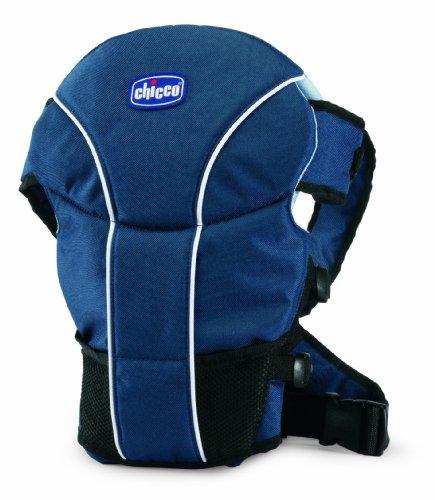 Chicco 6067590800000 - Babytrage GO, Design blau