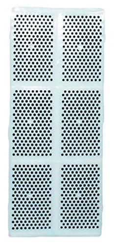 Hidrafix 3500J Mosquitera para Rejilla Ventilación PVC, 13.5 x 26 mm