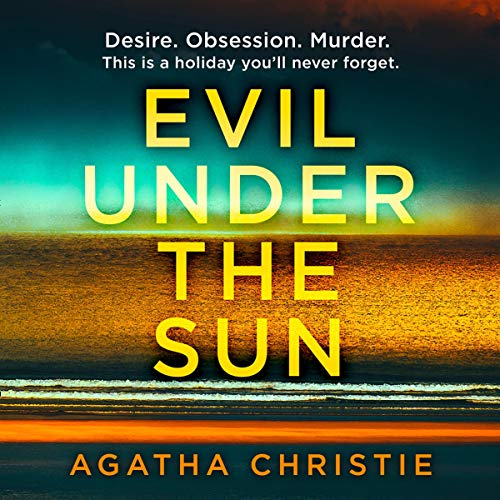 Couverture de Evil Under the Sun