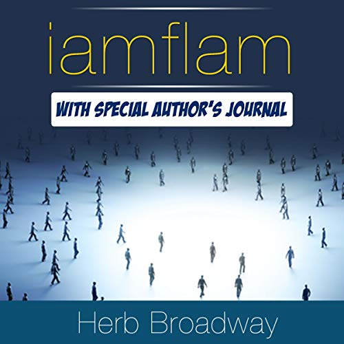 iamflam audiobook cover art