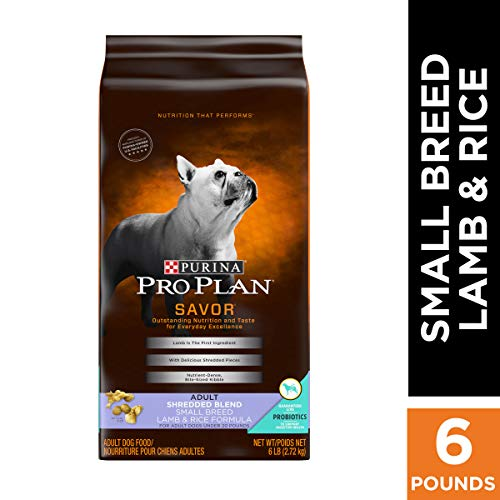 Purina Pro Plan With Probiotics Small Breed...