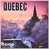 Quebec 2021 Wall Calendar: 18 Months calendar 2021, Landscape Quebec Canada