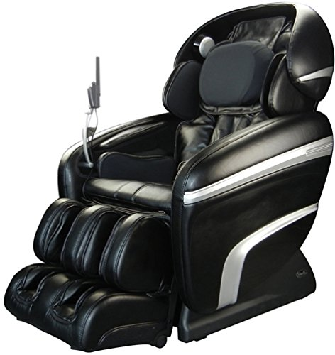 Fantastic Prices! Osaki OS7200CRA Model OS-7200CR Deluxe Massage Chair, Black, Zero Gravity, Compute...