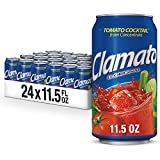 Mott's Clamato Juice, 11.5-Ounce Cans (Pack of 24)