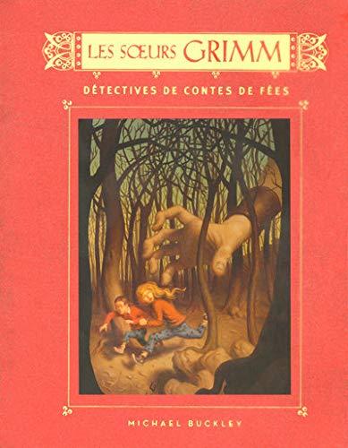 Les soeurs Grimm - tome 1 Détectives de contes ... [French] 2266166425 Book Cover