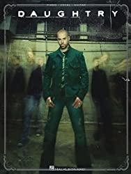 Daughtry: Piano - Vocal - Guitar
