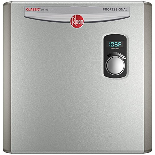 Rheem 240V 3 Heating Chambers RTEX-27 Residential Tankless Water Heater