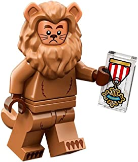 LEGO The Movie 2 Wizard of OZ Collectible Minifigure - Cowardly Lion (Sealed Pack)