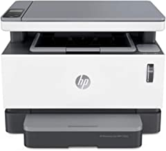 Best HP Neverstop All-in-One Laser Printer 1202w, Wireless Laser with Cartridge-Free Monochrome-Toner-Tank (5HG92A) Review