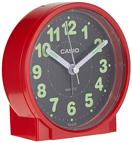 Casio Analog Table Clock (TQ-228-4DF)