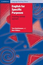 English for Specific Purposes (Cambridge Language Teaching Library) (English Edition)
