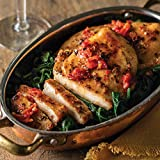 4 (3 oz.) Fully Cooked Italian Chicken Breasts