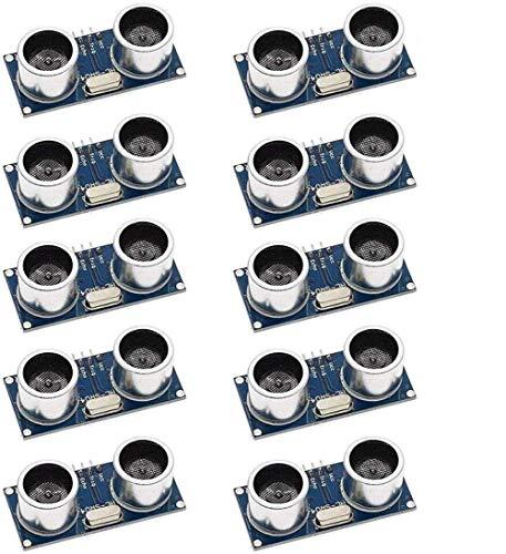 10 Stück HC-SR04 Ultraschallsensor-Distanzmodul für Arduino UNO MEGA2560 Nano-Roboter XBee ZigBee von ElecRight