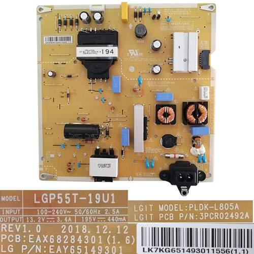 LG 55UM7400PLB  Marca Desconocido